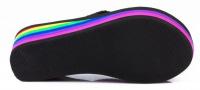 В'єтнамки  для жінок Skechers 38664 BLK розміри взуття, 2017