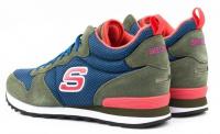 Кросівки  для жінок Skechers 122 GRBL брендове взуття, 2017
