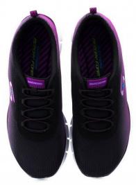 Кросівки  для жінок Skechers 22719 BKPR замовити, 2017