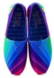 Сліпони  для жінок Skechers 34217 MLT розміри взуття, 2017