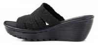 Босоніжки  для жінок Skechers 38458 BBK брендове взуття, 2017