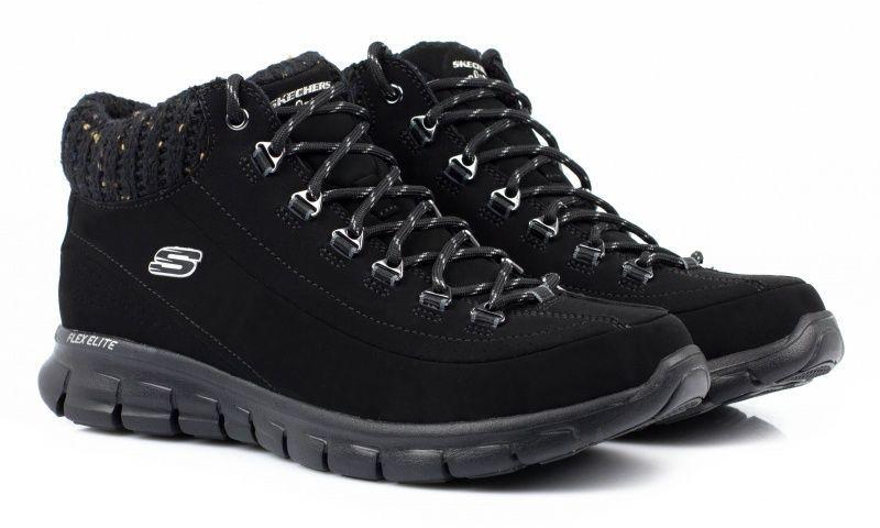Skechers Ботинки  модель KW3805 купить в Интертоп, 2017