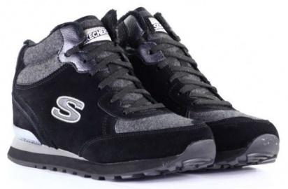Ботинки для женщин Skechers 681 BLK купить обувь, 2017