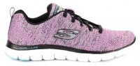 Кроссовки для женщин Skechers 12756 LAV , 2017