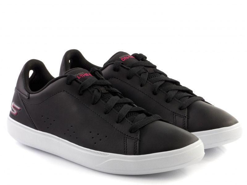 Кеды для женщин Skechers 14550 BKW размеры обуви, 2017
