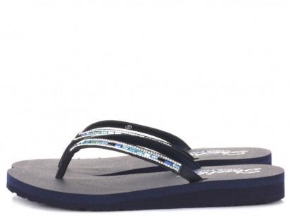 Вьетнамки для женщин Skechers 38627 NVY размеры обуви, 2017