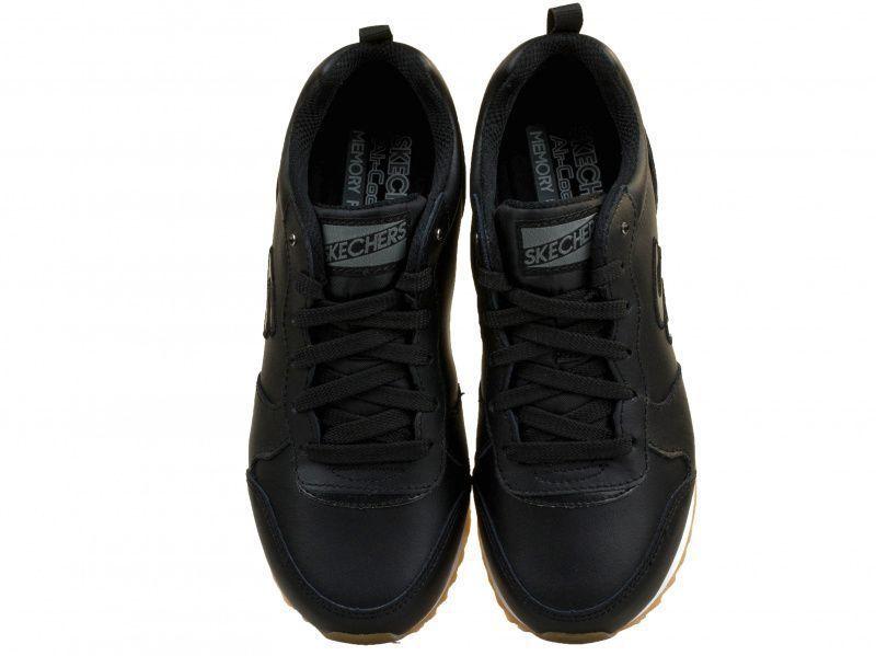 Кроссовки для женщин Skechers 113 BLK брендовая обувь, 2017