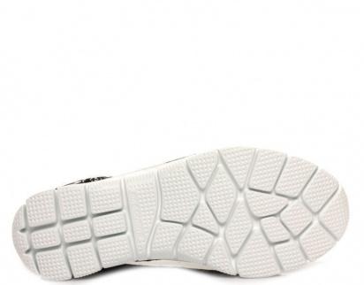 Слипоны для женщин Skechers 12413 BKW размеры обуви, 2017