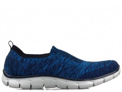 Слипоны для женщин Skechers 12419 NVBL купить обувь, 2017