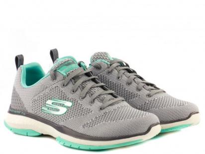 Кроссовки для женщин Skechers 12667 GYAQ брендовая обувь, 2017