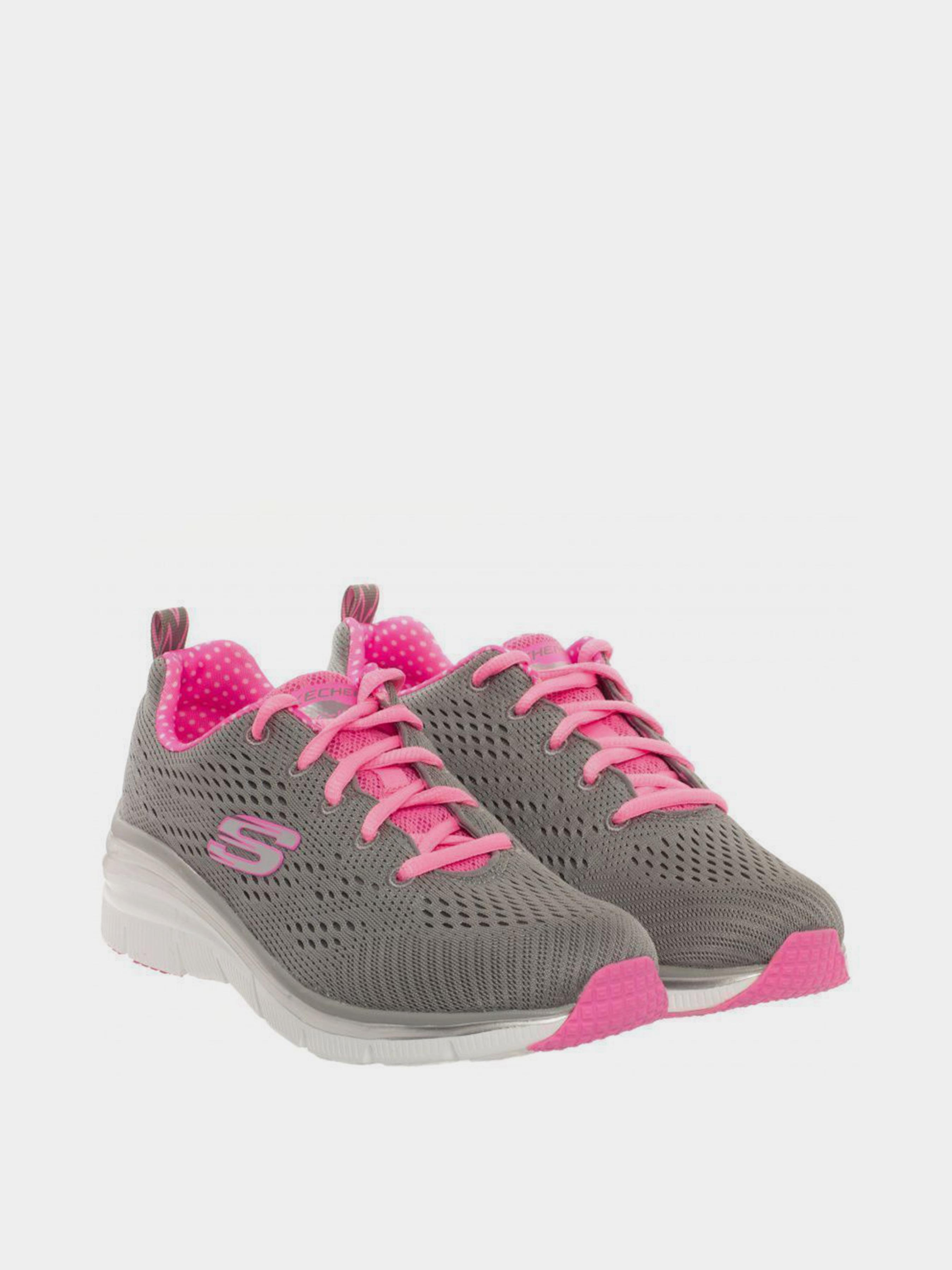 Кроссовки для женщин Skechers 12704 GYPK брендовая обувь, 2017