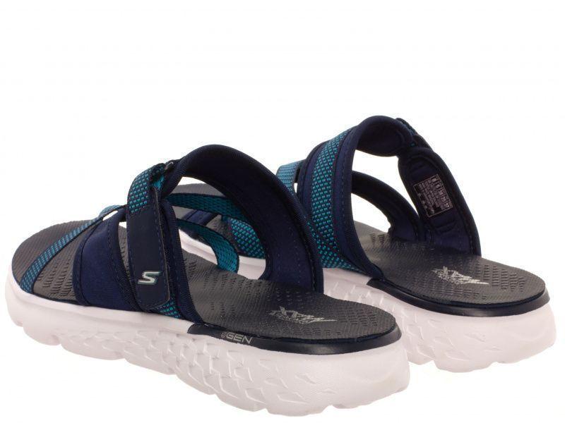 Вьетнамки для женщин Skechers 14670 NVY размеры обуви, 2017