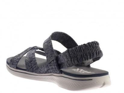 Босоножки для женщин Skechers 14682 NVGY брендовая обувь, 2017