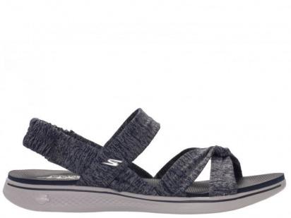 Босоножки для женщин Skechers 14682 NVGY размеры обуви, 2017