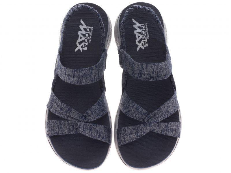 Босоножки для женщин Skechers 14682 NVGY купить обувь, 2017