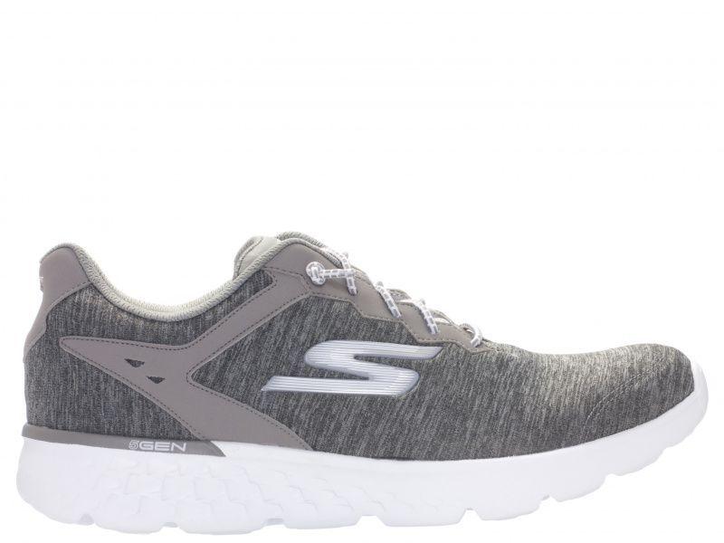 Кроссовки для женщин Skechers 14809 GRY брендовая обувь, 2017