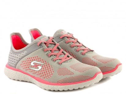 Кроссовки для женщин Skechers 23327 GYCL брендовая обувь, 2017