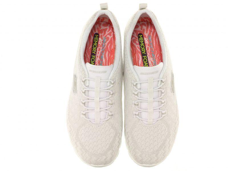 Кроссовки для женщин Skechers KW3984 , 2017