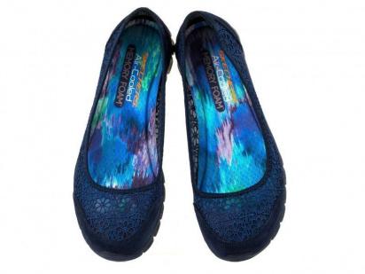 Балетки для женщин Skechers 23413 NVY купить обувь, 2017