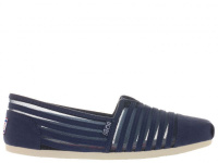 Сліпони  для жінок Skechers 34245 NVY модне взуття, 2017