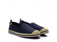 Слипоны для женщин Skechers 34252 NVY модная обувь, 2017