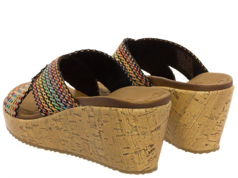Шлёпанцы для женщин Skechers 38554 MLT размеры обуви, 2017