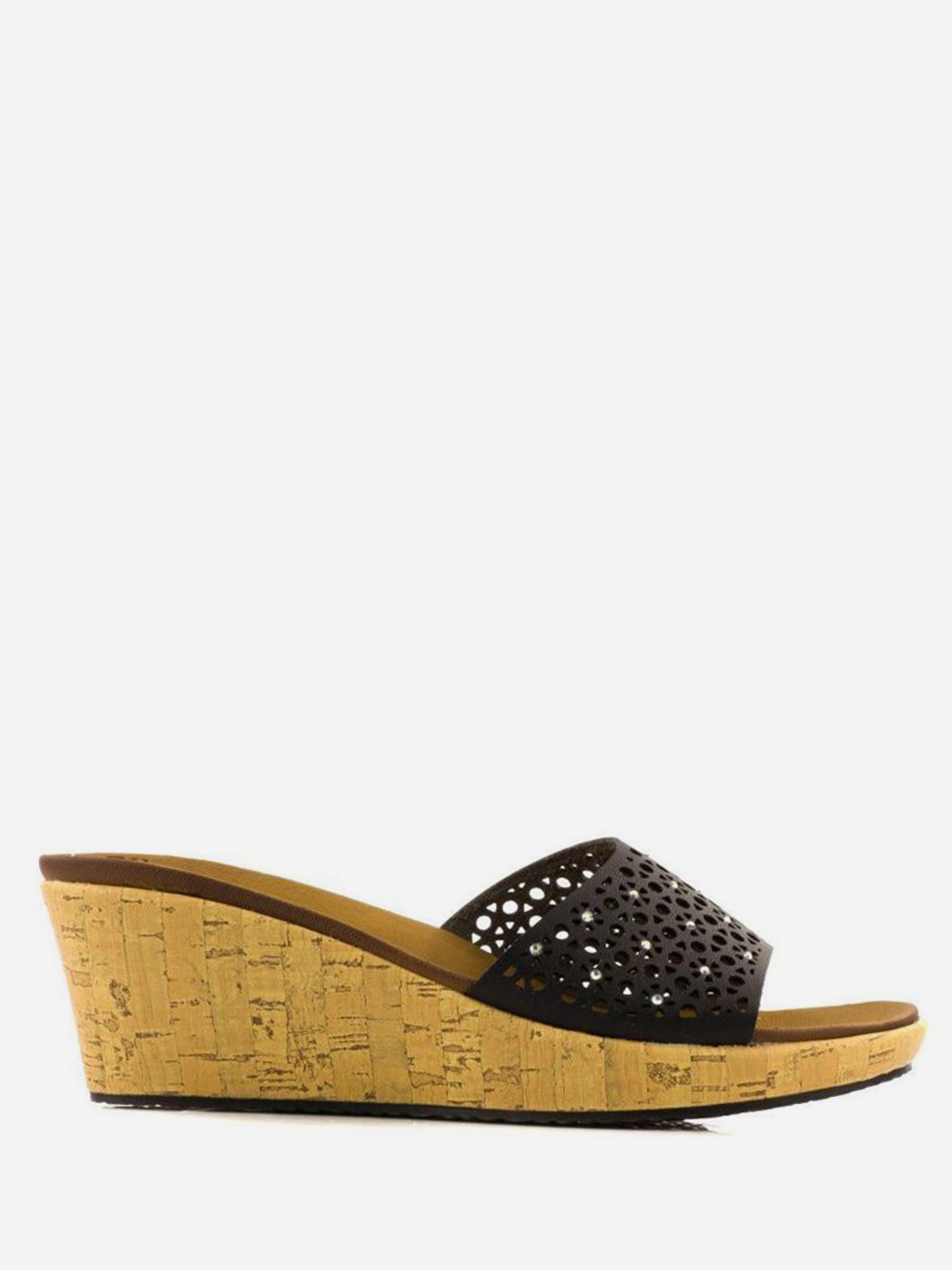 Шлёпанцы для женщин Skechers 38555 BLK модная обувь, 2017