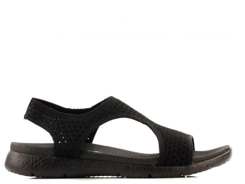 Босоножки для женщин Skechers 39056 BBK брендовая обувь, 2017