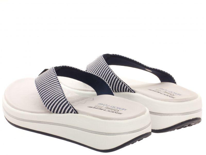 Вьетнамки для женщин Skechers KW4003 купить обувь, 2017