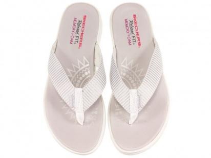 Вьетнамки для женщин Skechers 40898 WSL размеры обуви, 2017