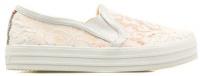 Слипоны для женщин Skechers 807 WHT размеры обуви, 2017