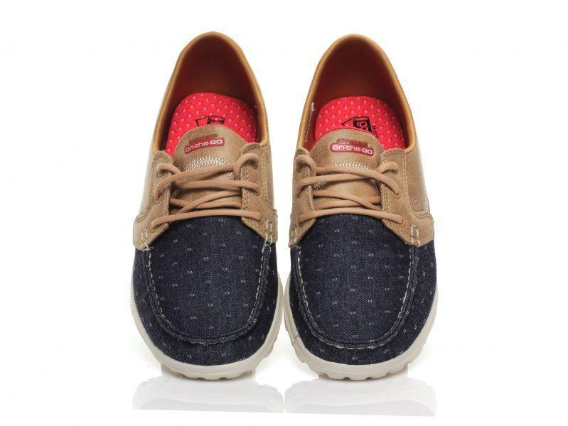 Мокасины для женщин Skechers KW4035 брендовая обувь, 2017