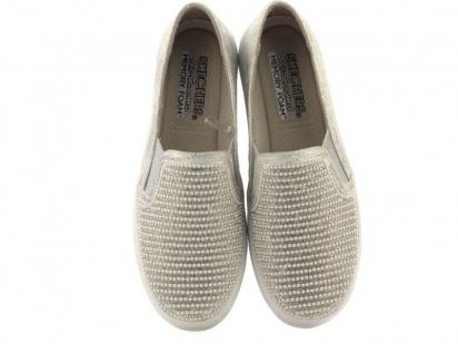 Сліпони  для жінок Skechers 801 SIL модне взуття, 2017