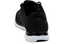 Кроссовки для женщин Skechers 12775 BLK брендовая обувь, 2017
