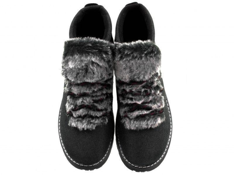 Ботинки для женщин Skechers 31304 BLK брендовая обувь, 2017
