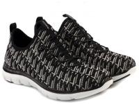 Кроссовки для женщин Skechers 12765 BKW купить обувь, 2017