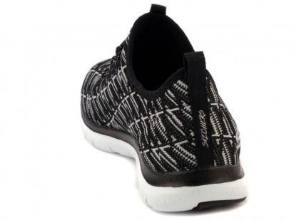 Кроссовки для женщин Skechers 12765 BKW брендовая обувь, 2017