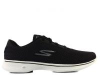 Кроссовки для женщин Skechers 14175 BKW брендовая обувь, 2017