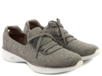 Кроссовки для женщин Skechers 14901 GRY , 2017