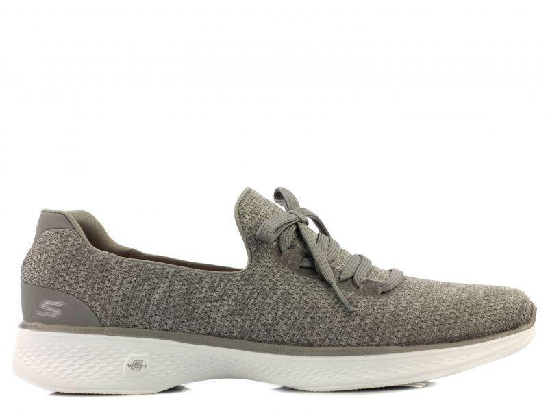 Кроссовки для женщин Skechers 14901 GRY брендовая обувь, 2017