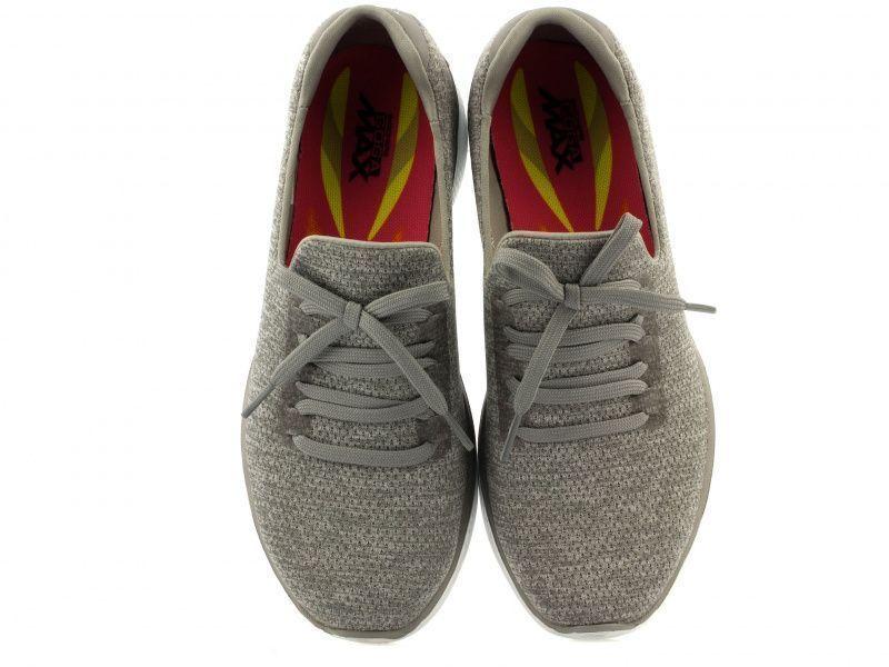 Кроссовки для женщин Skechers 14901 GRY размеры обуви, 2017