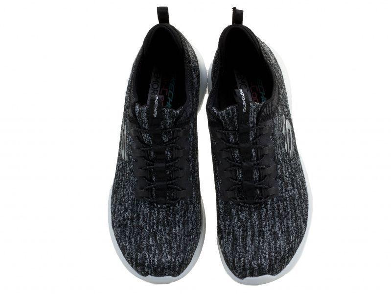 Кроссовки для женщин Skechers 12831 BKGY Заказать, 2017