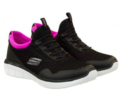 Кросівки  для жінок Skechers 12386 BKPK купити взуття, 2017