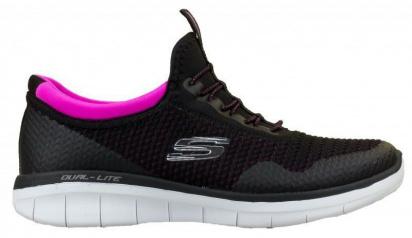 Кросівки  для жінок Skechers 12386 BKPK , 2017