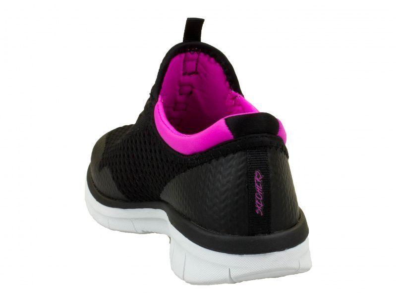 Кросівки  для жінок Skechers 12386 BKPK брендове взуття, 2017