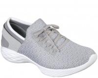 Кроссовки для женщин Skechers YOU 14950 GRY продажа, 2017