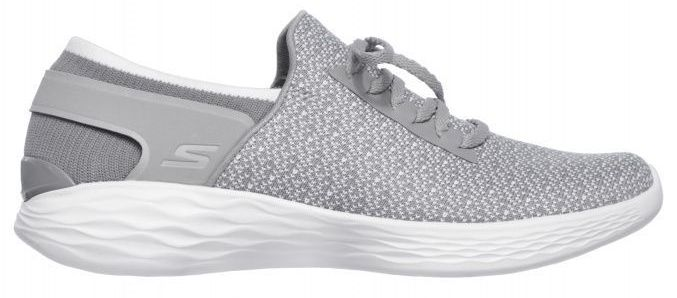 Кроссовки для женщин Skechers YOU 14950 GRY купить обувь, 2017