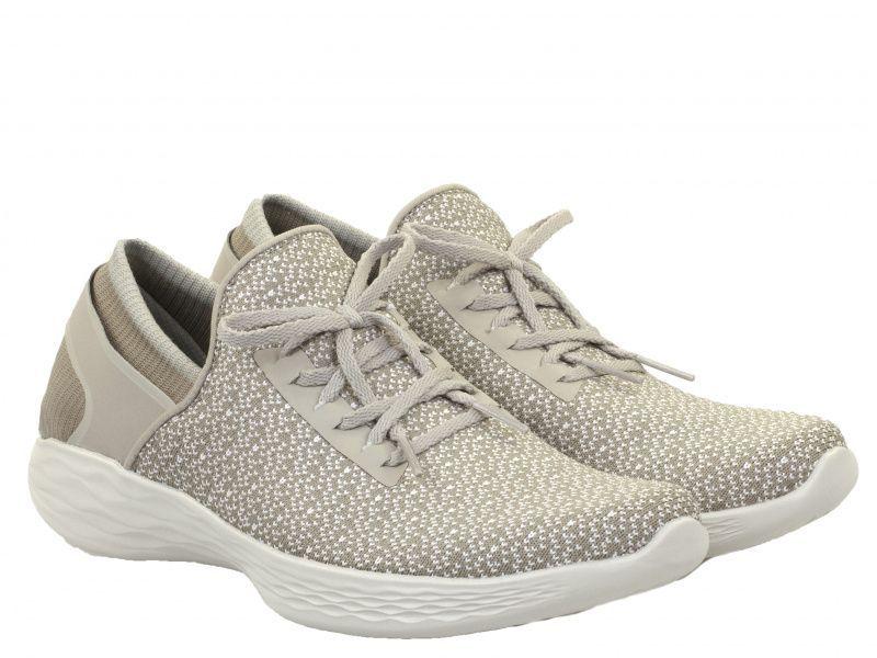 Кроссовки для женщин Skechers YOU KW4198 брендовая обувь, 2017