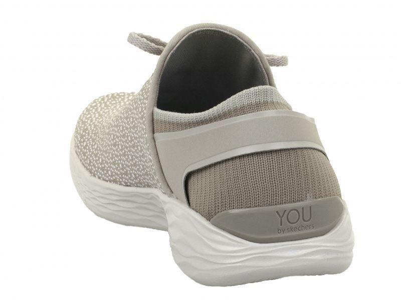Кроссовки для женщин Skechers YOU KW4198 размеры обуви, 2017