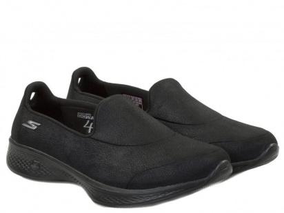 Слипоны для женщин Skechers 14166 BBK модная обувь, 2017